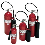 Fire Extinguishers - Chemical & Foam
